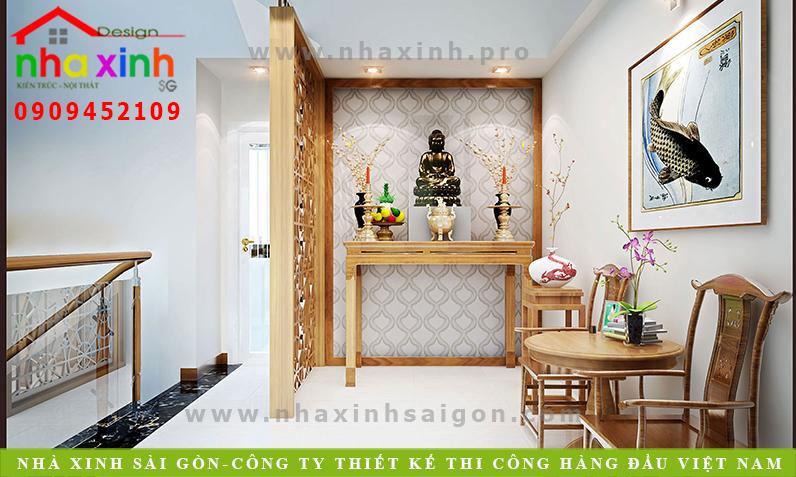 Nội Thất Nhà Phố Đẹp Anh Trung | NT-112