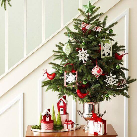 Một Vài Ý Tưởng Nho Nhỏ Giúp Nhà Xinh Của Bạn Đón Noel