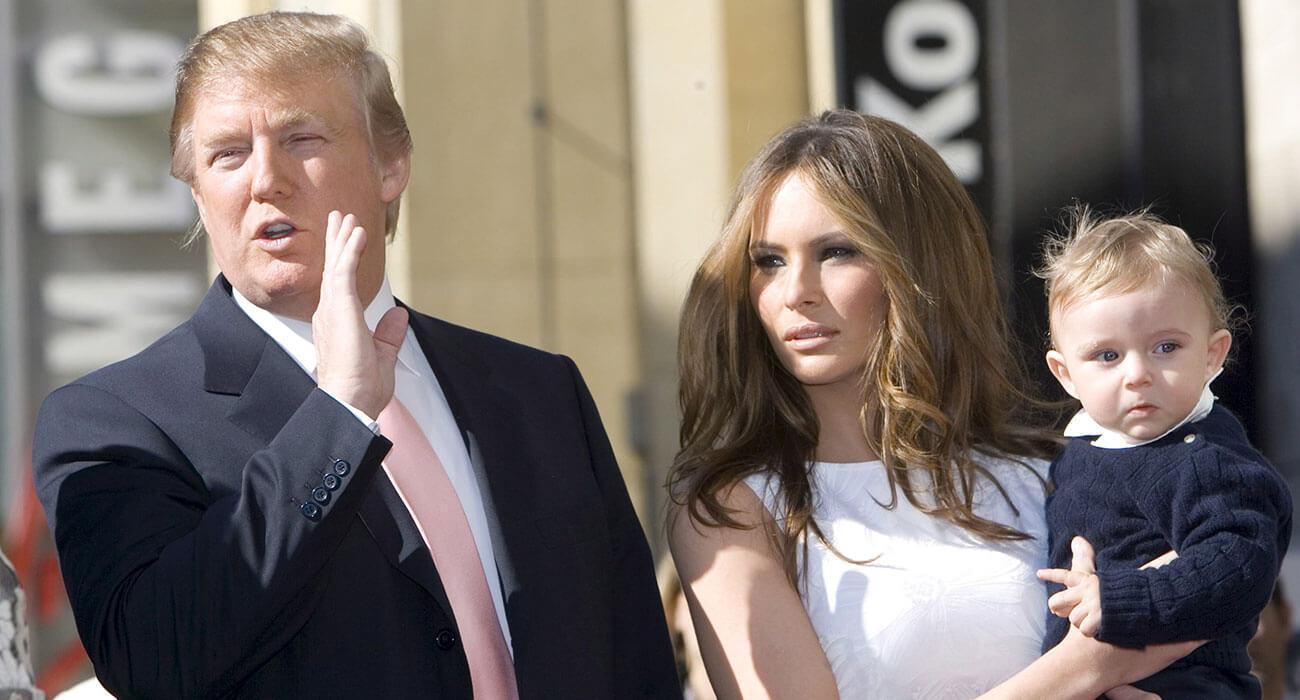 Bí Quyết Giữ Chồng Đào Hoa Của Melania Trump
